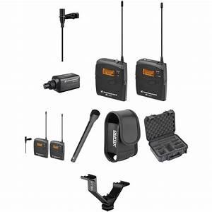 Sennheiser Ew 100 Eng G3 Dual Wireless Basic Kit