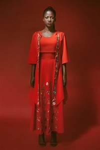 Kaylah Designs Red Aisha Abu Bakr Luxury Design Releases Latest