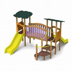 Toboggan Enfant Pas Cher : aire de jeux toboggan les cabanes de jardin abri de ~ Dailycaller-alerts.com Idées de Décoration