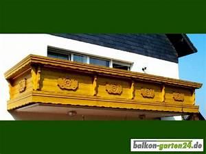 Balkongeländer Holz Einzelteile : ornament f r holzbalkon von balkon ~ A.2002-acura-tl-radio.info Haus und Dekorationen