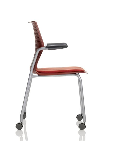 shop knoll multi generation chairs stacking