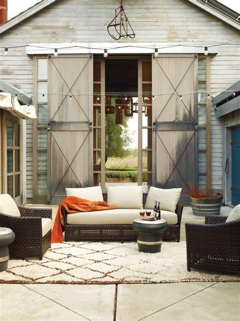 farmhouse style on a budget amazing farmhouse furniture pottery barn outdoor furniture decorating ideas