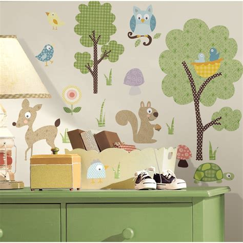 Wandtattoo Kinderzimmer Bordüre by Kinderzimmer Wandsticker Tiere Roommates Wandsticker