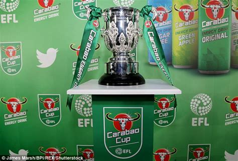 Carabao Cup quarter-final draw delayed by over an hour ...