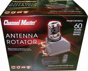 Channel Master 9521a Antenna Rotator