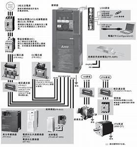 Inverter A800 Wiring Diagram