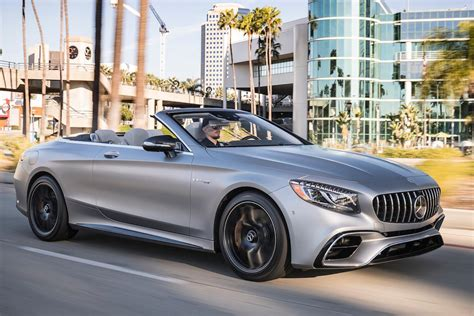 Mercedes S63 Amg Specs by 2018 Mercedes Amg S63 Cabriolet Review Price Specs And