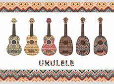 Ukulele With Flag Free Vector Art 10320 Free Downloads