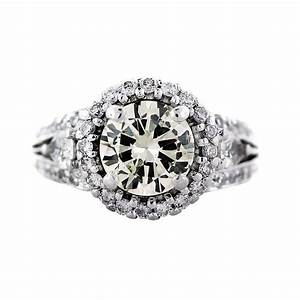 engagement ring eye candy round diamond rings paperblog With round diamond wedding rings