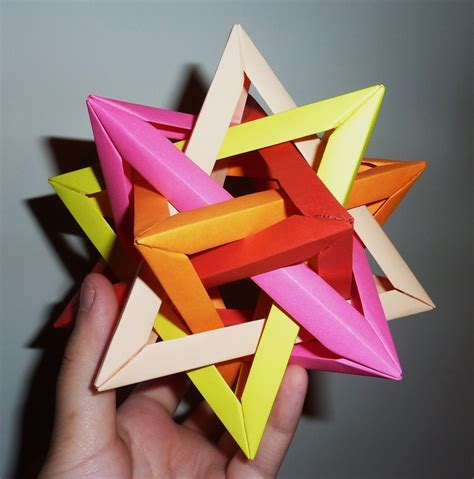 how to make 3d star and balls 19 best images about kusudama and some origami on paper diy wedding bouquet and