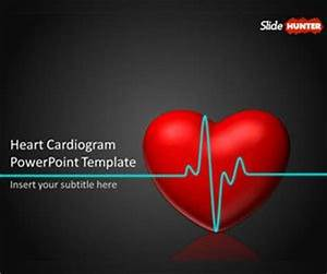 free ecg powerpoint templates free ppt powerpoint With cardiovascular powerpoint template free