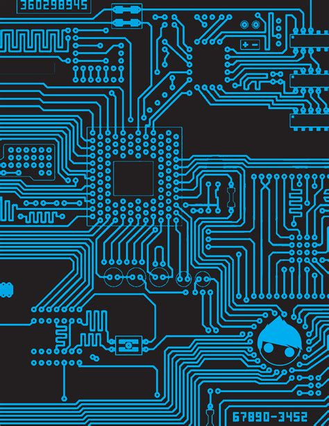 circuit board design circuit board by kiddynasty on deviantart