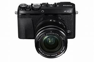Fujifilm announces rangefinder-style X-E3 mirrorless ...