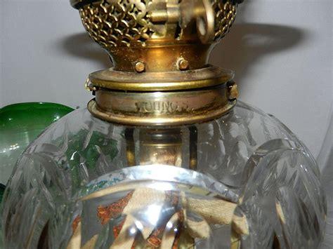 antique kerosene ls antique messengers duplex l with tulip