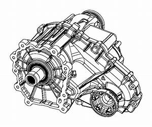 2015 Jeep Grand Cherokee Transfer Case  Speed  Assembly