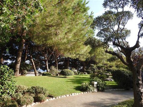 Japanischer Garten Monte Carlo by Japanischer Garten Monaco Stockfoto Bild Garten