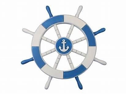 Wheel Nautical Ship Anchor Clipart Clip Decorative