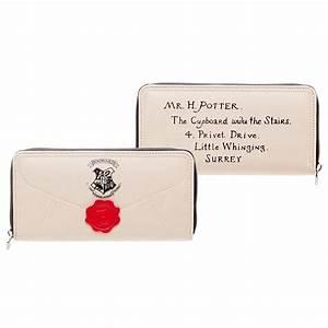 Harry potter acceptance letter purse geekcorecouk for Letter purse