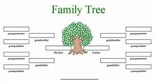Printable Family Tree Maker