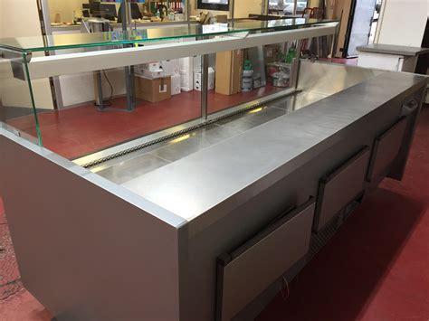 materiel cuisine lyon vitrine de présentation réfrigérée d 39 occasion bar expert