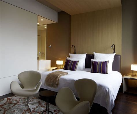 hotel room decor contemporary hotel whit minimalist design interiorzine