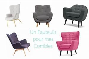 Fauteuil Crapaud Maison Du Monde : un fauteuil pour mes combles les petits riens ~ Melissatoandfro.com Idées de Décoration