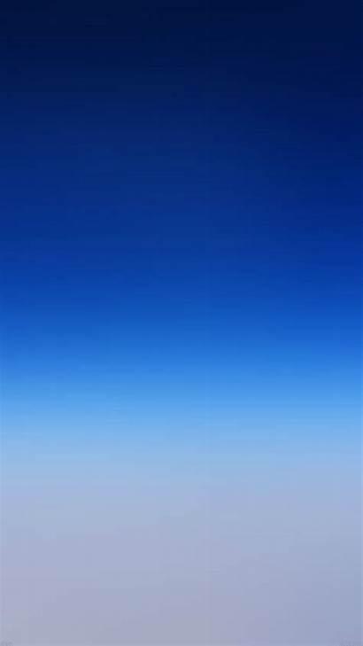 Iphone Background Backgrounds Plain Sky Gradient Simple