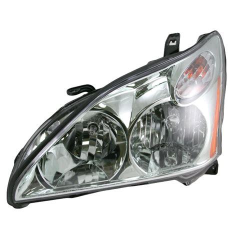 headlight headl driver side left lh new for lexus rx330