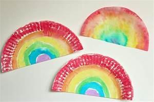 Preschool Crafts for Kids*: St. Patrick's Day Rainbow ...