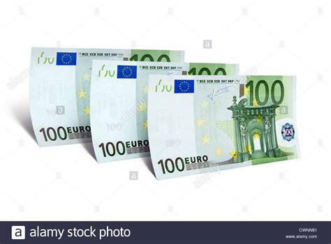 Divani Angolari 300 Euro : Tres Billetes De 100 Euros, 300 Euros, Moneda Europea