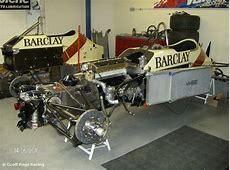 Formula 1 Turbo Geoff Page Racing