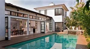 la baie vitree 51 belles realisations With maison de la fenetre 0 maison contemporaine dompierre sur mer