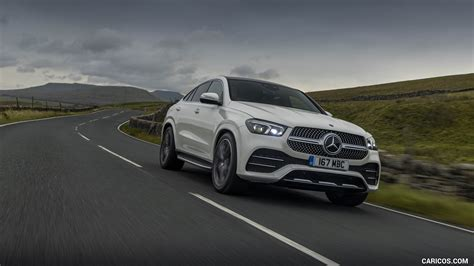 Gallery of 62 high resolution images and press release information. 2021 Mercedes-Benz GLE Coupé 400d (UK-Spec) - Front Three-Quarter   HD Wallpaper #10   1920x1080
