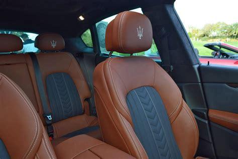 maserati levante interior back seat 100 maserati levante back seat 2018 maserati