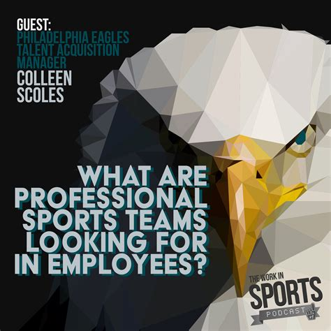 what do pro sports teams look for when hiring work in