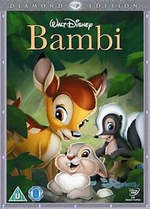 Bambi Diamond Edition Dvd Zavvi