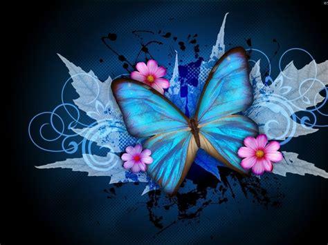 Background Home Screen Butterfly Wallpaper by Abstract Butterflies Desktop Wallpapers Top Free