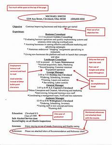 Examples Of Bad Resumes Template
