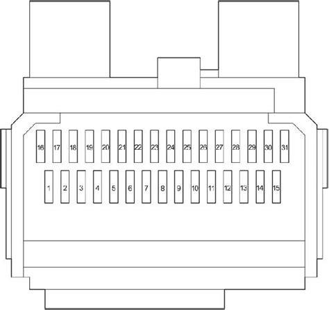 2006 Rav4 Fuse Box by Rav4 Fuse Box Wiring Diagrams List