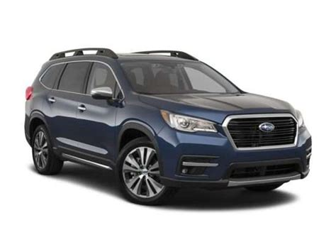 subaru ascent models trims information  details