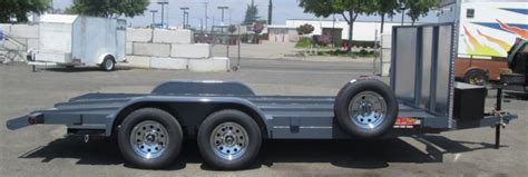 Utility Trailers, Tow Trailers