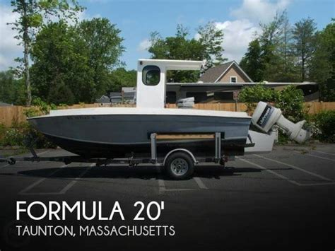 Used Center Console Boats For Sale Massachusetts by For Sale Used 1973 Formula 20 Center Console F200 In