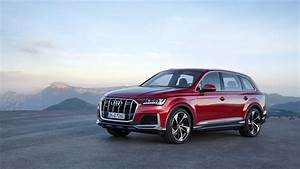 2020 Audi Q7 Facelift Looks Way More Rugged  Borrows