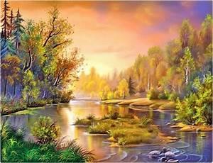World Famous Nature Paintings | www.pixshark.com - Images ...