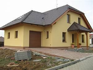 Stavba domu postup prací