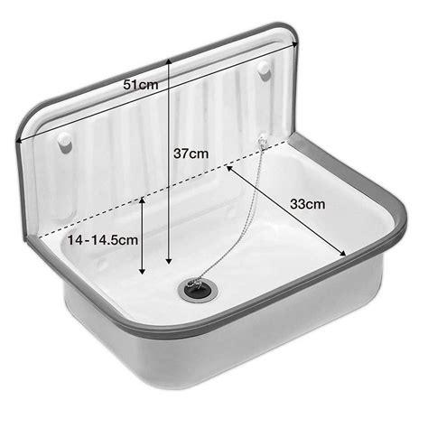 waschbecken für waschküche waschbecken ausgussbecken für außen garten keller waschküche weiß ebay