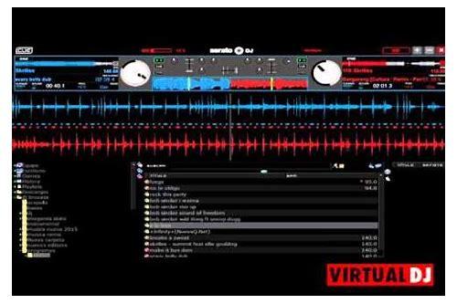 pele serato para virtual dj 7 baixar skins