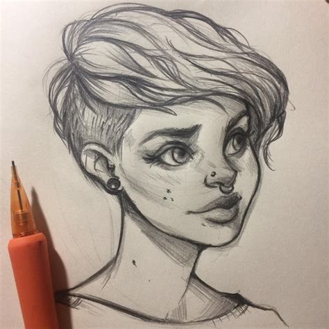 I love browsing Pinterest for sketch inspiration! There's ...