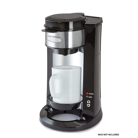The removable water reservoir makes brewing fast and easy. Our Top 6 Coffee Makers That Use K-Cups And Regular Coffee ...