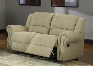 Double Love Seat Recliners